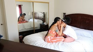 CAUGHT KISSING YOUR WIFE PRANK ON CHRIS!!!