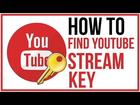 How To Find Your YouTube Stream Key - Full Tutorial