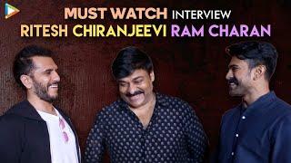 UNCUT INTERVIEW of Sye Raa with Chiranjeevi, Ram Charan, Ritesh | Baahubali | Amitabh Bachchan