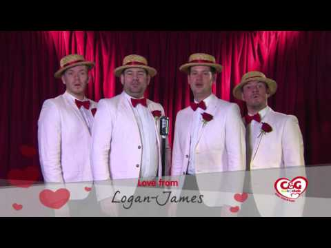 Dear Laura, Happy Mother's Day! Love Logan-James x