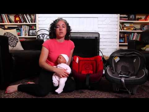 How to Use Car Seat Padding and Inserts