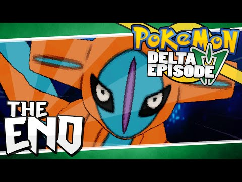 Pokémon Delta Episode - Finale | Legendary Deoxys! [Omega Ruby and Alpha Sapphire]