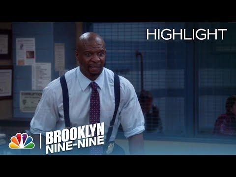 Terry Is Sore From Yoga | Season 5 Ep. 17 | BROOKLYN NINE-NINE
