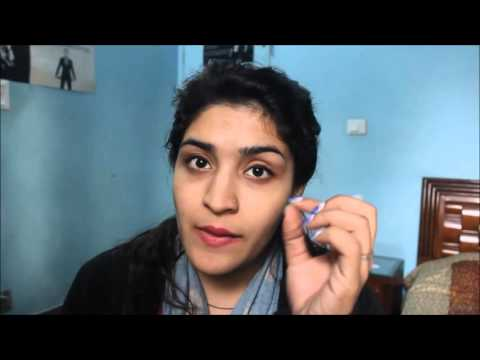 Barever Natural hair inhibitor review and demo reduce facial and body hair growth without laser