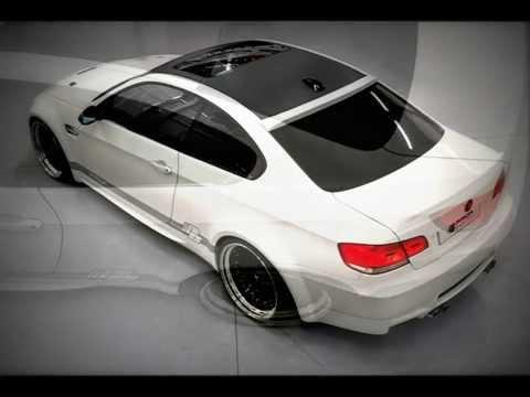 Prior Design BMW E92 Wide Body Kit