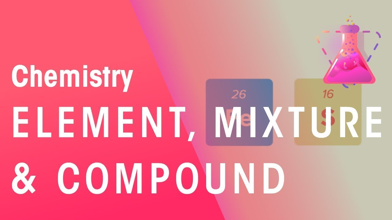 Download What Is An Element, Mixture And Compound? | Properties of Matter | Chemistry | FuseSchool MP3 Gratis