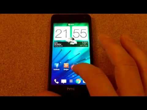 How to remove and add apps to HTC One Home-screen