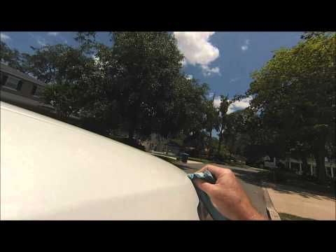 Painted Pin Stripe Removal - The Easy Way