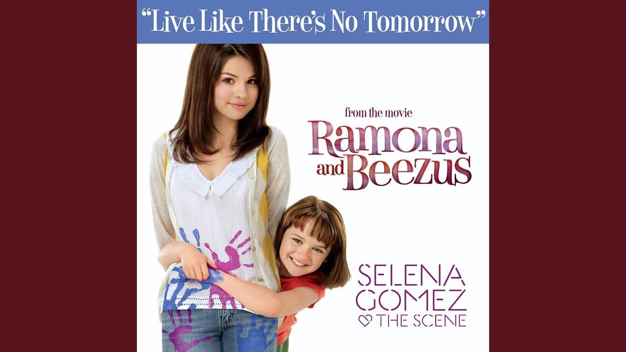 Selena Gomez & The Scene - Live Like There's No Tomorrow