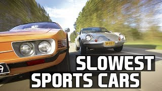 10 Of The Slowest Sports Cars In The World
