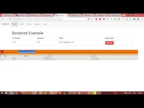 PHP Tutorial 2017 - Cannot modify header information FIX