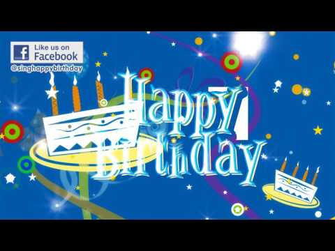 Happy Birthday Marisa