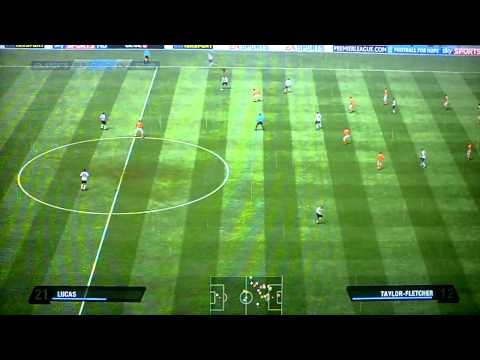 Blackpool V Liverpool 2nd Half (Playthrough Part 48)