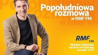 Prof. Sławomir Sowiński gościem Popołudniowej rozmowy w RMF FM