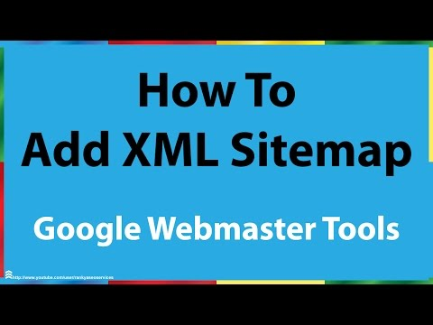 How do I add an XML Sitemap to Google Search Console