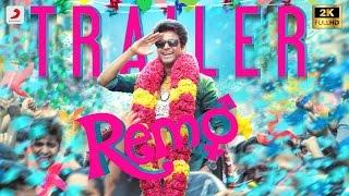 Remo - Telugu Trailer | Sivakarthikeyan, Keerthi Suresh | Anirudh Ravichand