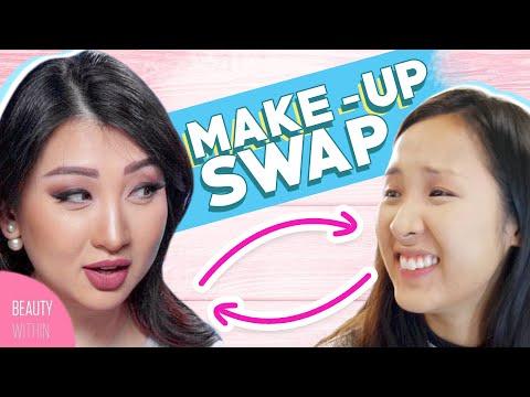 Makeup Challenge | NATURAL or BOLD Makeup Routine?!
