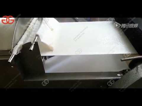 Machine For Making Rice Noodles|Commercial Pho Noodles Making Machine