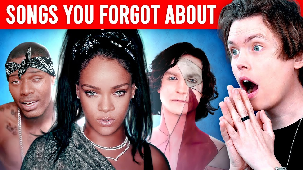 Songs You Totally Forgot About! #1
