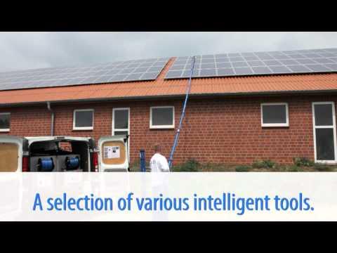 QLEEN Solar Panel Cleaning Equipment