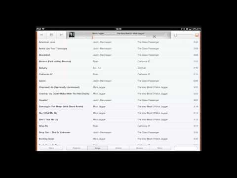 How to Shuffle Music on iPad and iPhone