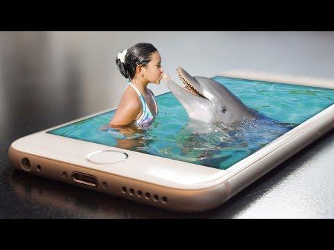 3D effect in Photoshop cs6 Pop out effect | Photoshop Tutorials