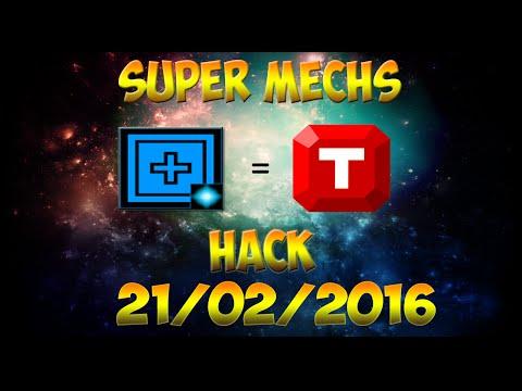 Super Mechs Hack Power Kit 2016-2017