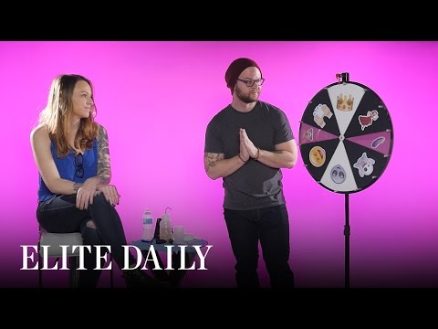 People Play Emoji Tattoo Roulette [Technically