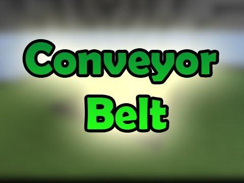 Minecraft | Episode 319 | Conveyor Belt | iPodmail | 1.0.0