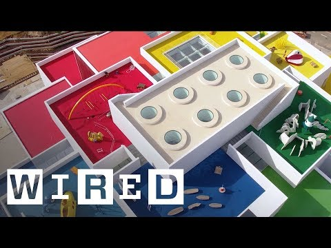 Inside the incredible LEGO House with architect Bjarke Ingels | WIRED Originals
