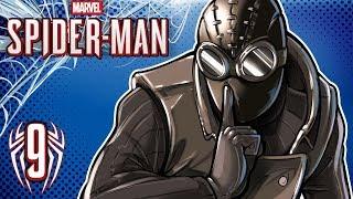 SPIDER-MAN PS4 - NOIR SUIT & HALLOWEEN PARTY!  (Walkthrough Gameplay) Ep. 9