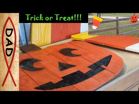 Halloween craft ideas for the kids - easy decorations