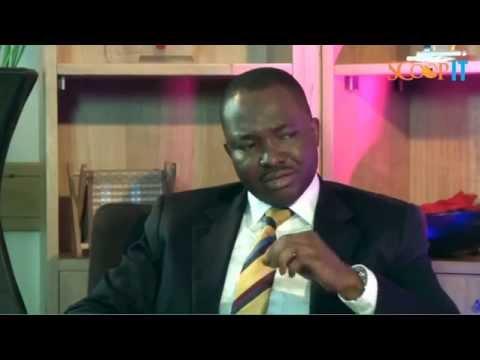 Perspectives  Banking on Technology - Richard Amafonye (CIO Skye bank)