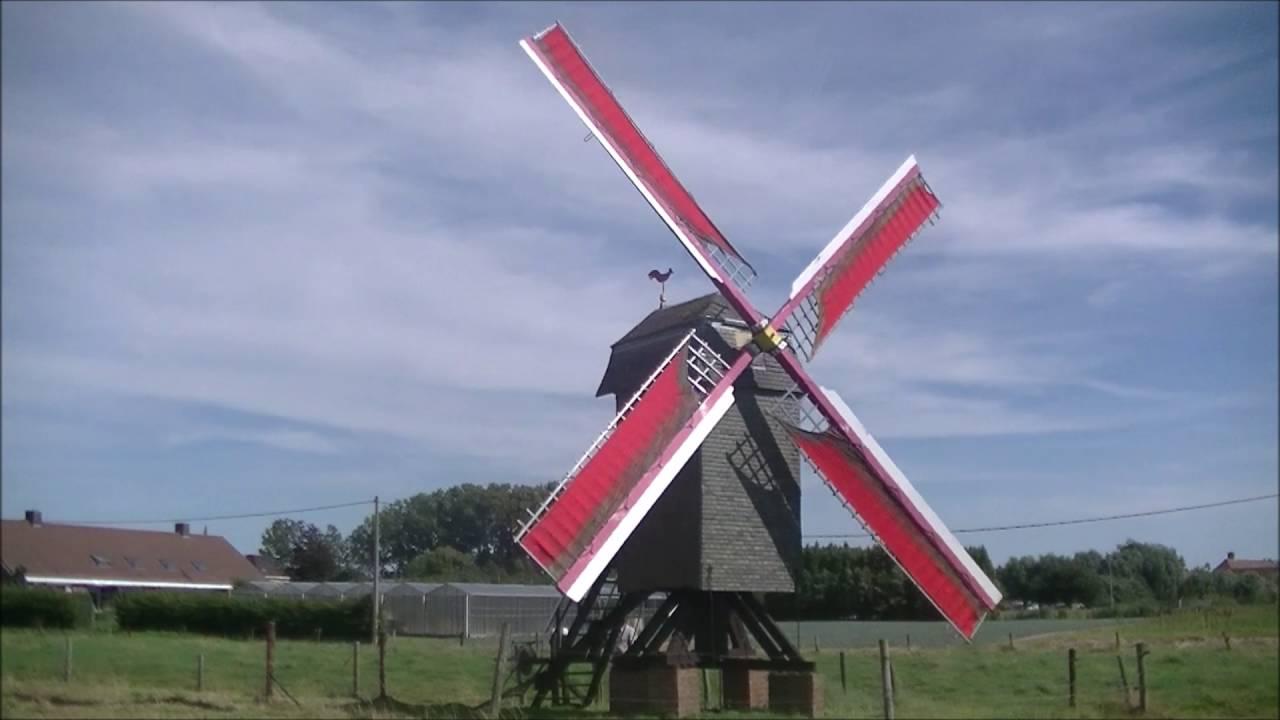 Molenvakantie West-Vlaanderen