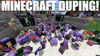 MINECRAFT DUPING RANKS, CRATE KEYS, GKITS AND MORE 1 8 [STILL