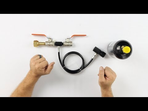 First Strike Dual Valve CO2 Fill Station - Review