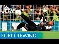EURO 96 Highlights France V Netherlands Penalty Shootout