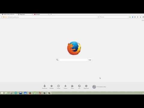 How to change language in Mozzila Firefox (less than a minute) 2015 Updated