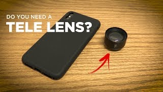 Why You Need a Smartphone TELE Lens