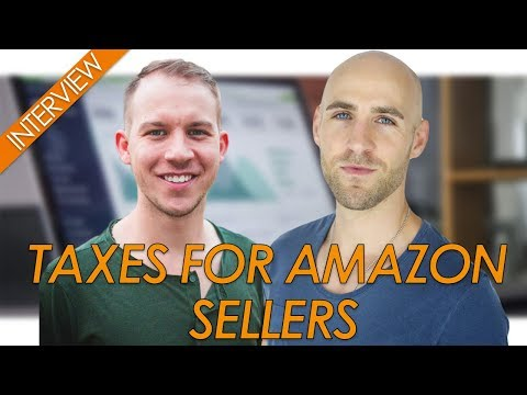 TAXES FOR AMAZON SELLERS: What You Need To Know For Collecting Amazon Sales Taxes