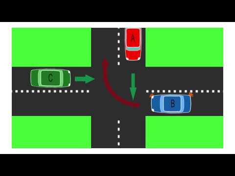 Driver Skills Video - Traffic Time - Intersections & Roundabouts
