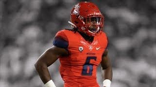 "Demetrius Flannigan-Fowles ""Shutdown Safety"" Arizona Wildcats Highlights"