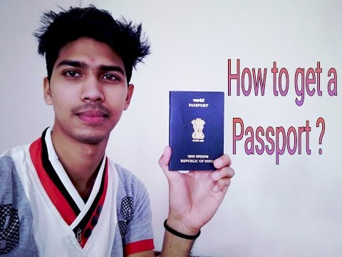 How to get a Passport ? Indian
