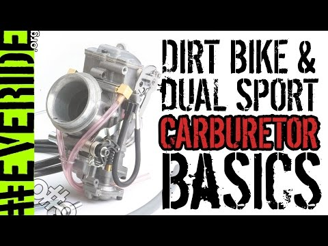 Motorcycle Carburetor Basics: Easy Tips to Fix Your Dirt Bike o#o
