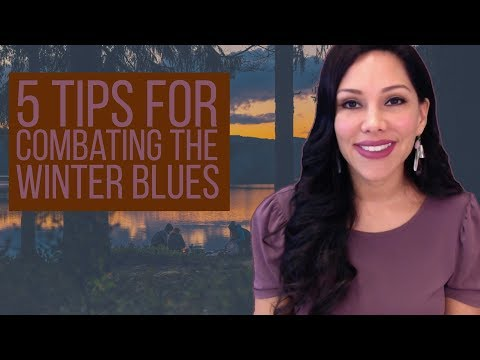 5 Tips for Combating the Winter Blues