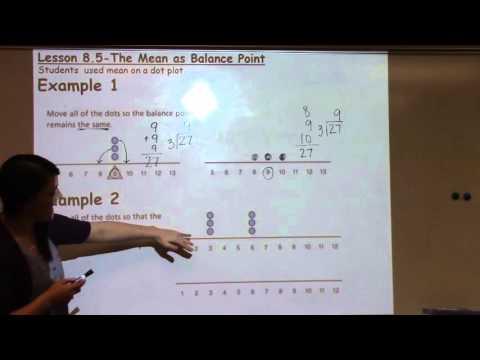 6th Grade Lesson 8-05