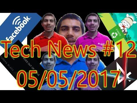 [हिंदी]Tech News #12- OnePlus 4 ???, Moto Tablet, Surface Phone, Nokia India Launch, Facebook WiFi..