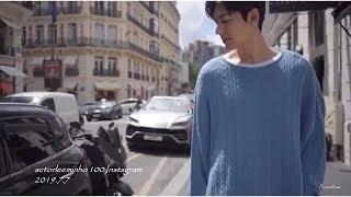 actorleeminho 100 instagram  2019.7.7  from Minho Instagram    Photograph