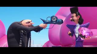 "Despicable Me 3 ""Bratt & Gru"" Movie Clip"