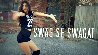 Swag Se Swagat Song | Tiger Zinda Hai | Dance kare sabka karenge video  performance choreography